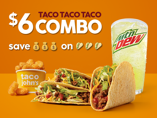 Taco John's: 232 Central Ave W, Browning, MT