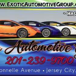 Exotic Automotive Group Car Dealers 702 Tonnele Ave Jersey City