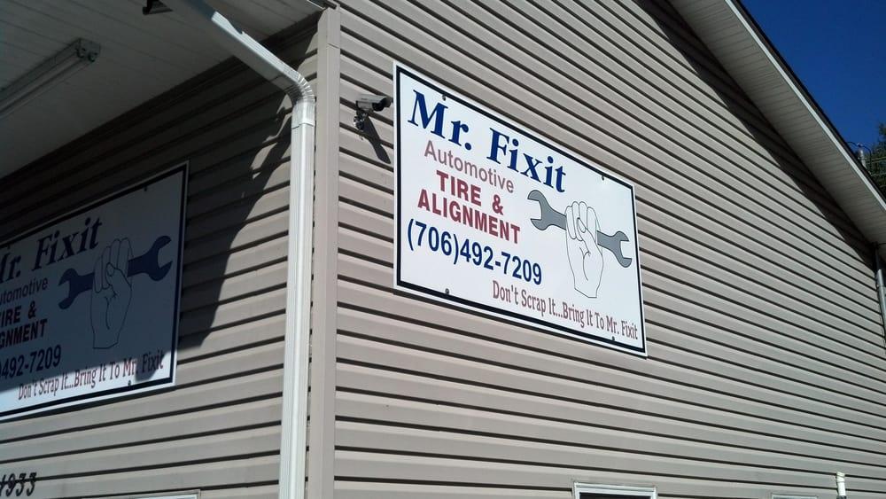 Mr Fixit: 1933 Old Highway 5, Blue Ridge, GA