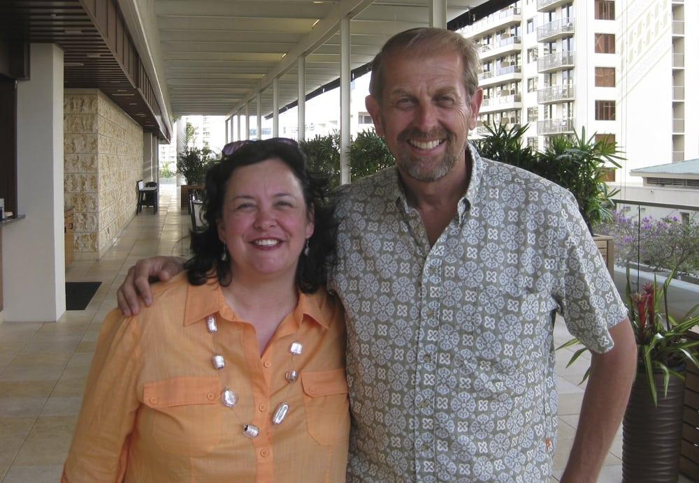 Shawn & Christine Morrissey at the Hotel Shattuck in Berkeley, CA ...