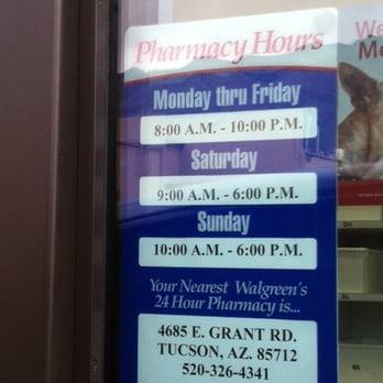 Walgreens - 11 Reviews - Drugstores - 4655 E Sunrise Dr, Catalina ...