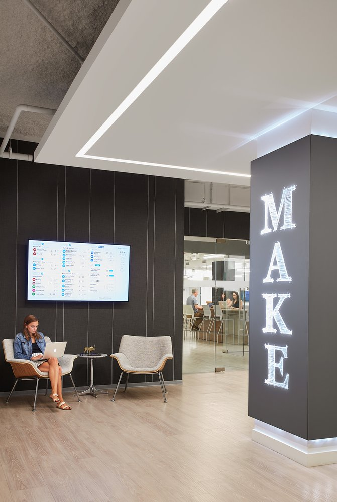 MakeOffices at the Loop