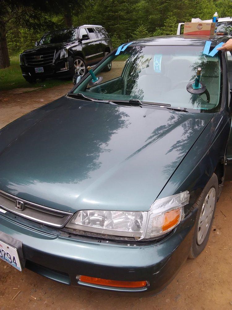 Rapid auto glass: Battle Ground, WA