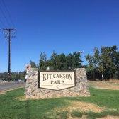 Is On Escondido Kit Carson Park Dog Friendly