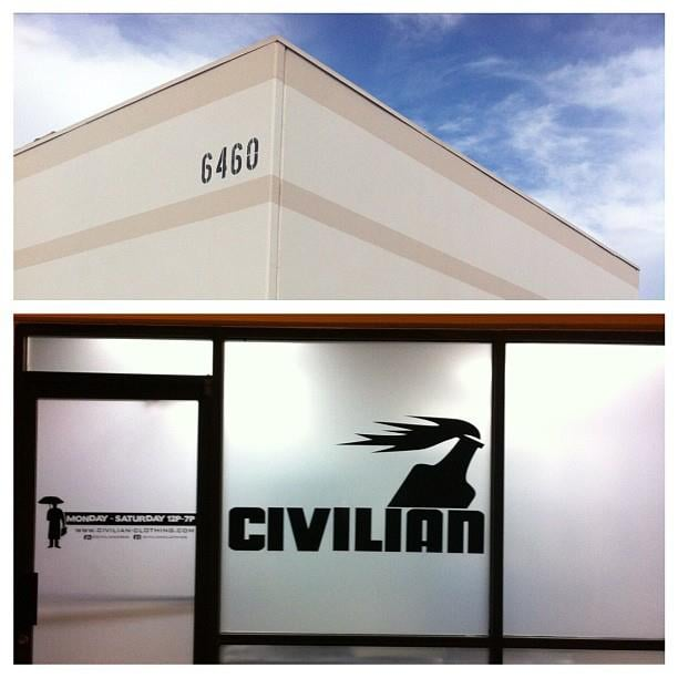 Civilian Clothing Headquarters