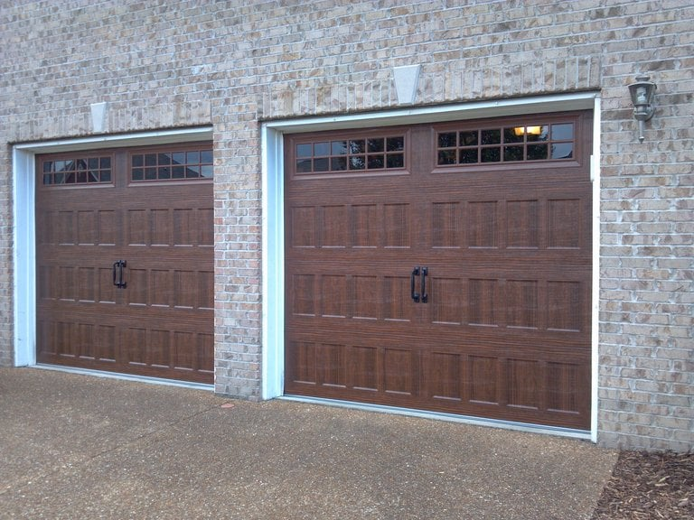 Photo Of Blair Garage Door   Nashville, TN, United States. Oak Summit 9x7