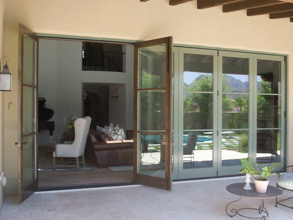Metal Clad Wood Patio Doors Yelp