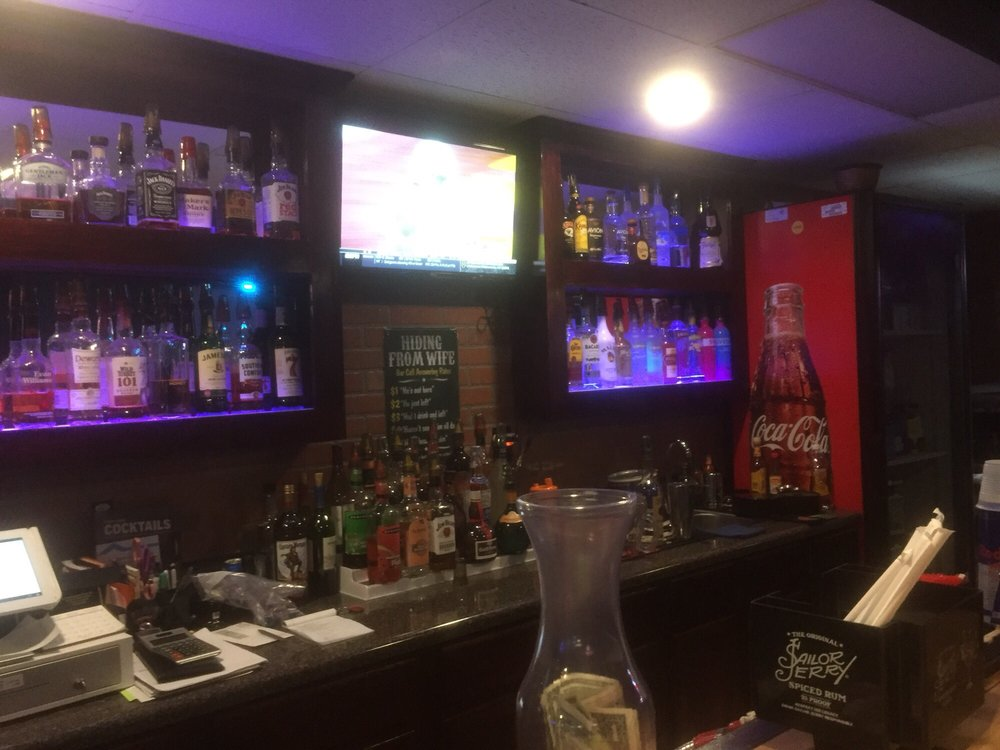 On the Rail Bar & Grill: 465 E Main St, Easley, SC