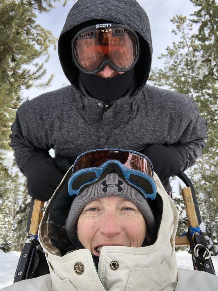 Jackson Hole Iditarod Sled Dog Tours: Bondurant, WY