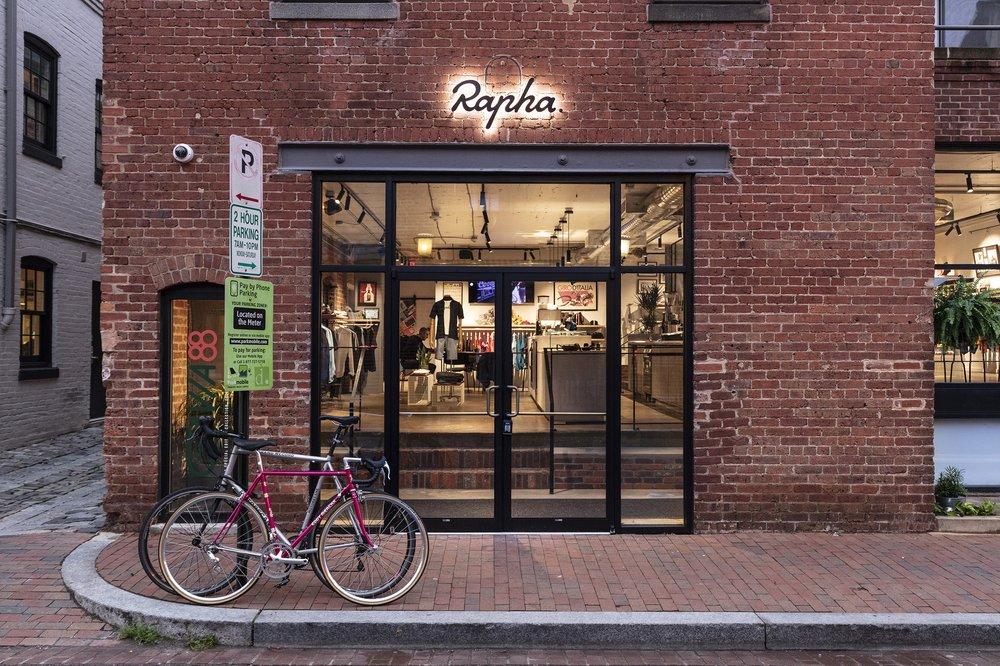 Rapha DC: 3210 Grace St, Washington, DC, DC