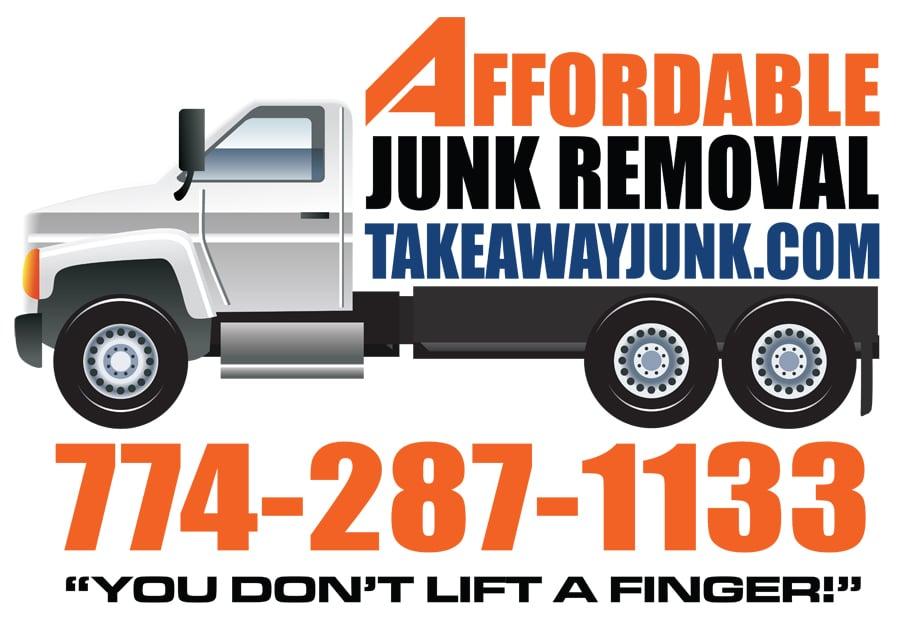 Affordable Junk Removal: 163 Mendon St, Bellingham, MA