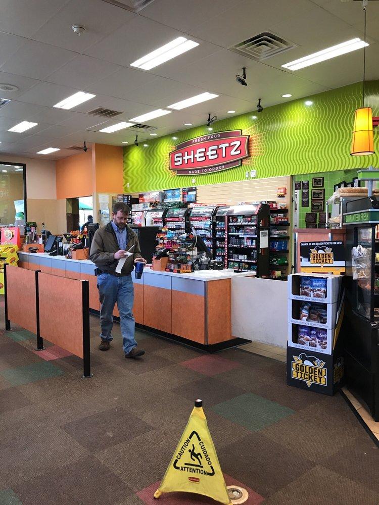 Sheetz: 8711 Woodbury Pike, EAST FREEDOM, PA