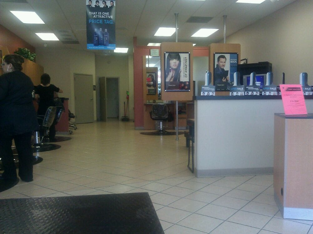 Fantastic sams hair salons hairdressers 1803 vance for Sams salon