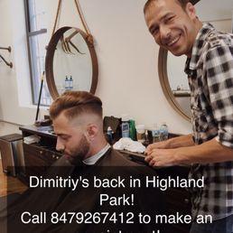 Barber Shop Highland Park : ... cut style by stephan barber shop all what real barber shop need