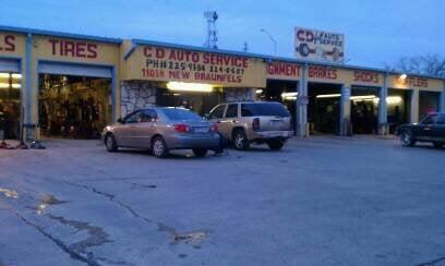 C D Auto Service
