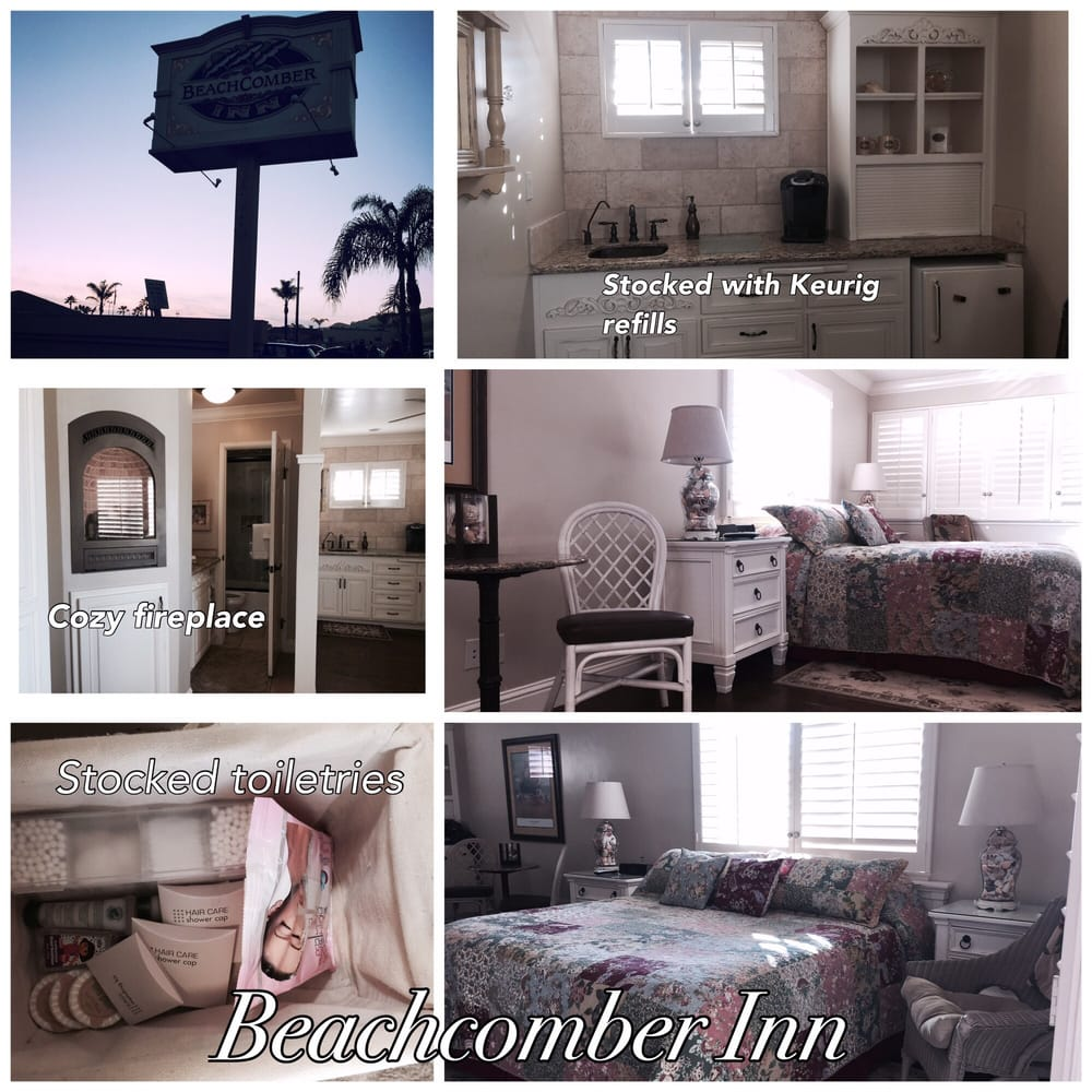 Beachcomber Inn 58 Photos 81 Reviews Hotels 541 Cypress St Pismo Beach Ca Phone Number Yelp