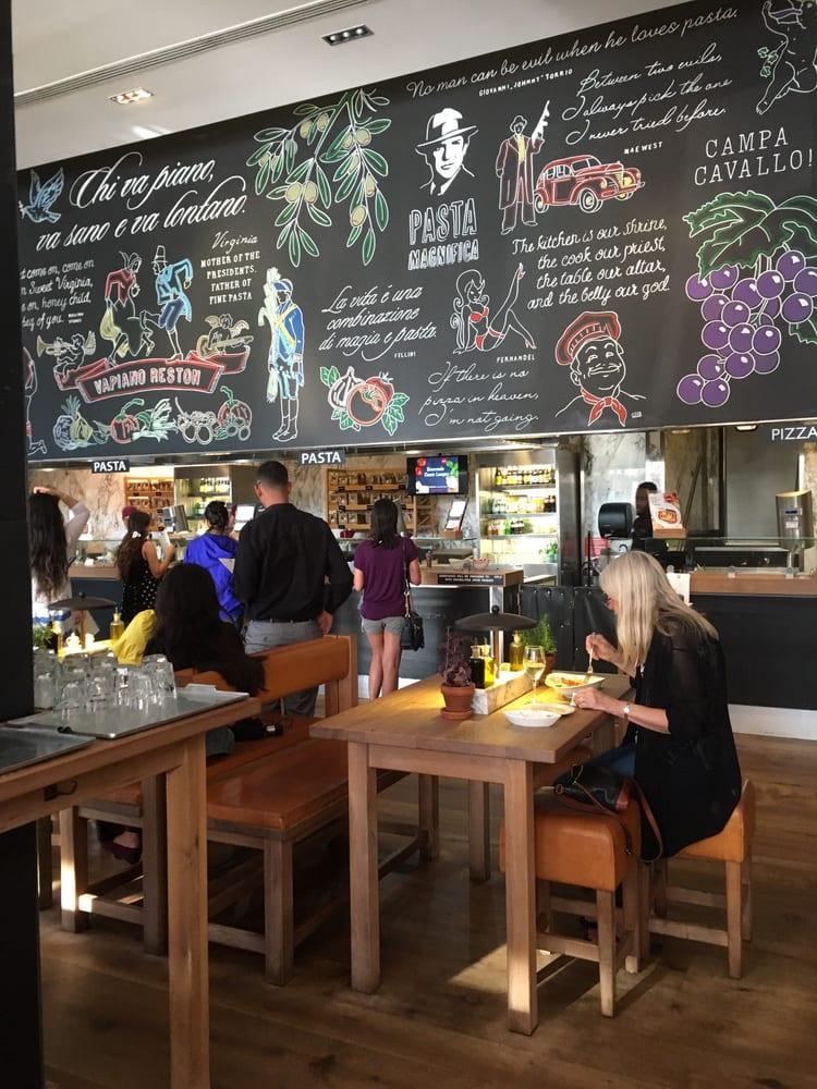 Vapiano 179 Fotos 270 Beitr Ge Italienisches Restaurant Reston To