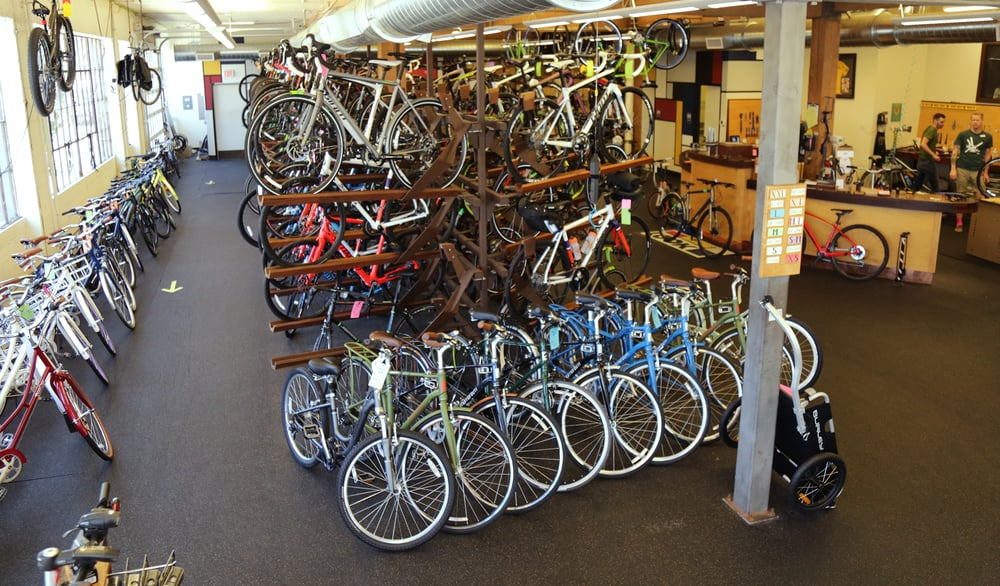 Photo Of River City Bicycles Belmont Portland Or United States The