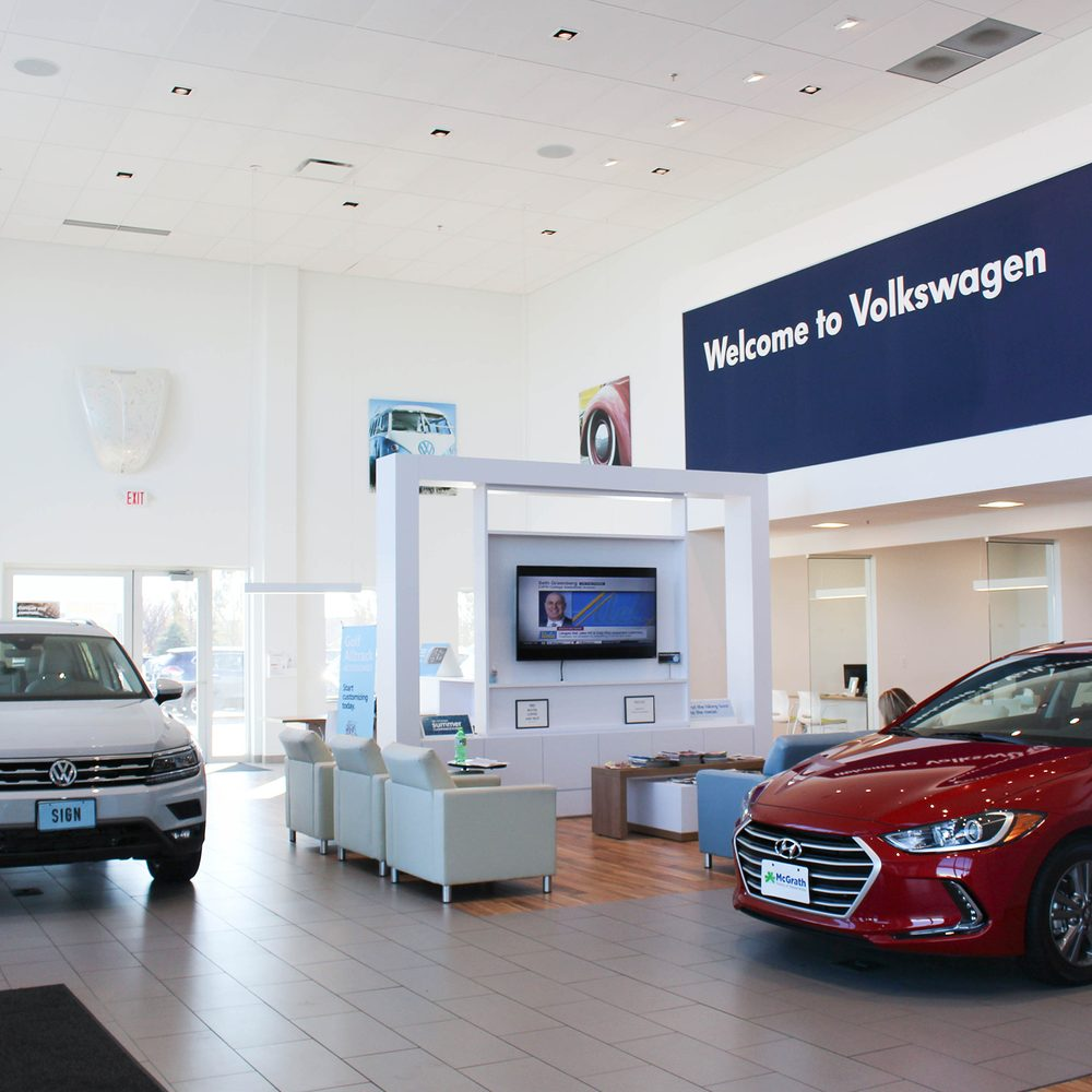 McGrath Hyundai of Dubuque: 2075 Holliday Dr, Dubuque, IA