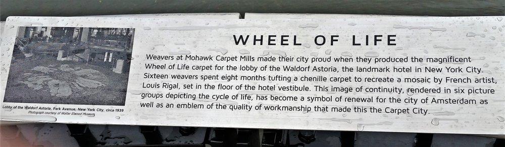 Mohawk Valley Gateway Overlook: 1 Bridge St, Amsterdam, NY