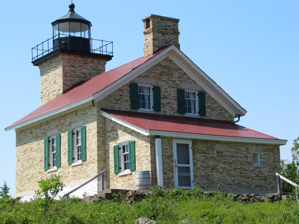 Copper Harbor Lighthouse Boat Tour: 9879 Woodland Rd, Mohawk, MI