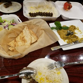 Grill House Cafe Persian Restaurant San Diego San Diego Ca
