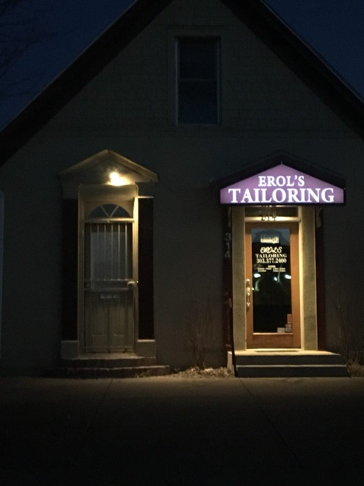 Erol's Tailoring & Alterations: 314 Columbine St, Denver, CO