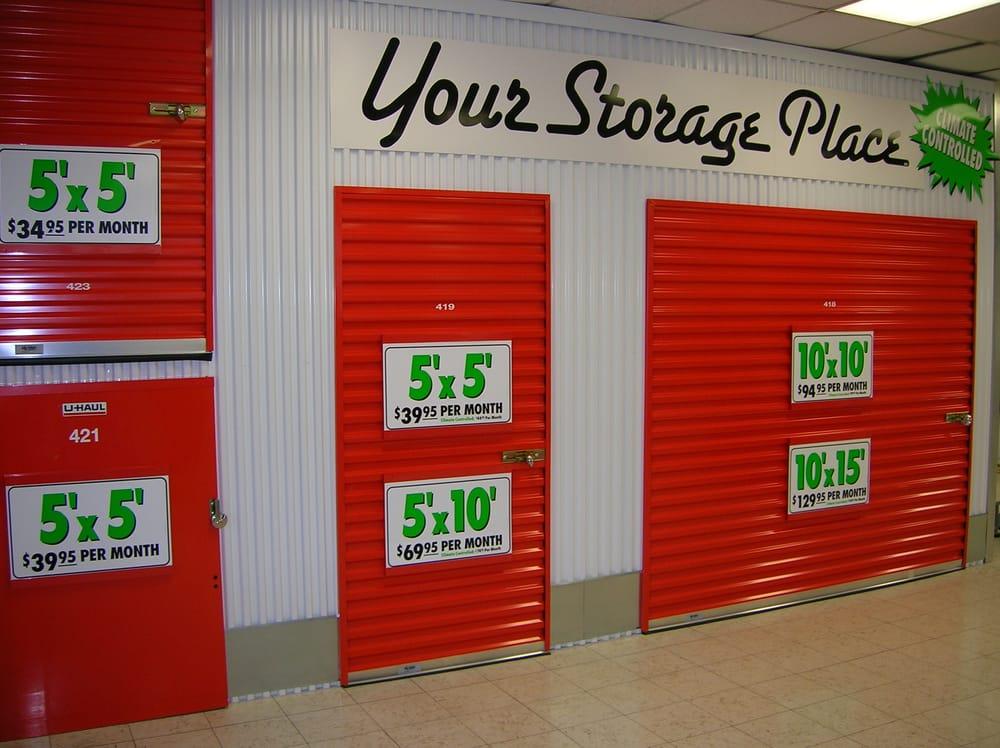 U-Haul Moving & Storage at Hwy 367: 12060 Lusher Rd, Spanish Lake, MO