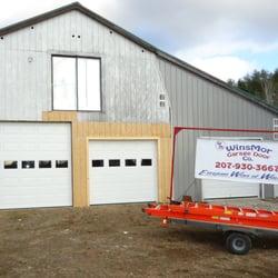 High Quality Photo Of WinsMor Garage Door Company   Belfast, ME, United States. We  Service