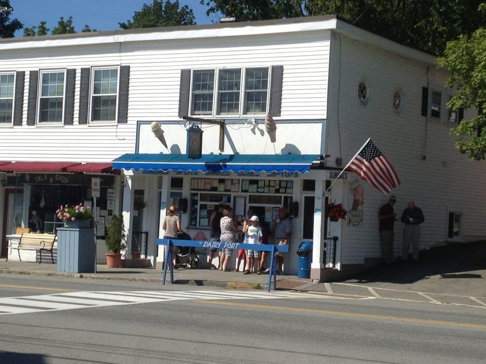 Wahl's Dairy Port: 79 Main, Bucksport, ME