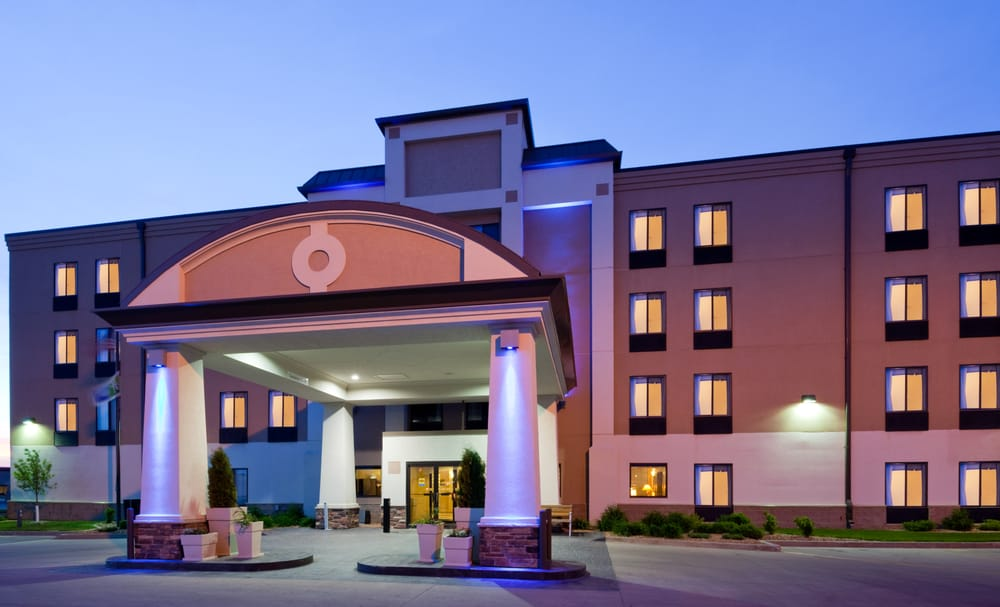 Holiday Inn Express Fargo-West Acres: 1040 40th St S, Fargo, ND
