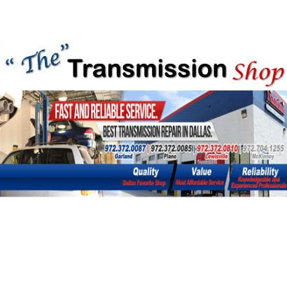 The Transmission Shop