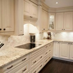 Etonnant Photo Of Cabinet Refinishing   Denver, CO, United States. This Was A Ivory