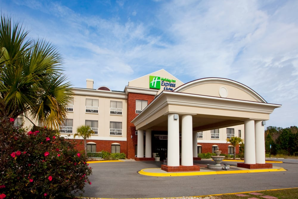 Holiday Inn Express & Suites Quincy I-10: 101 Spooner Rd, Quincy, FL