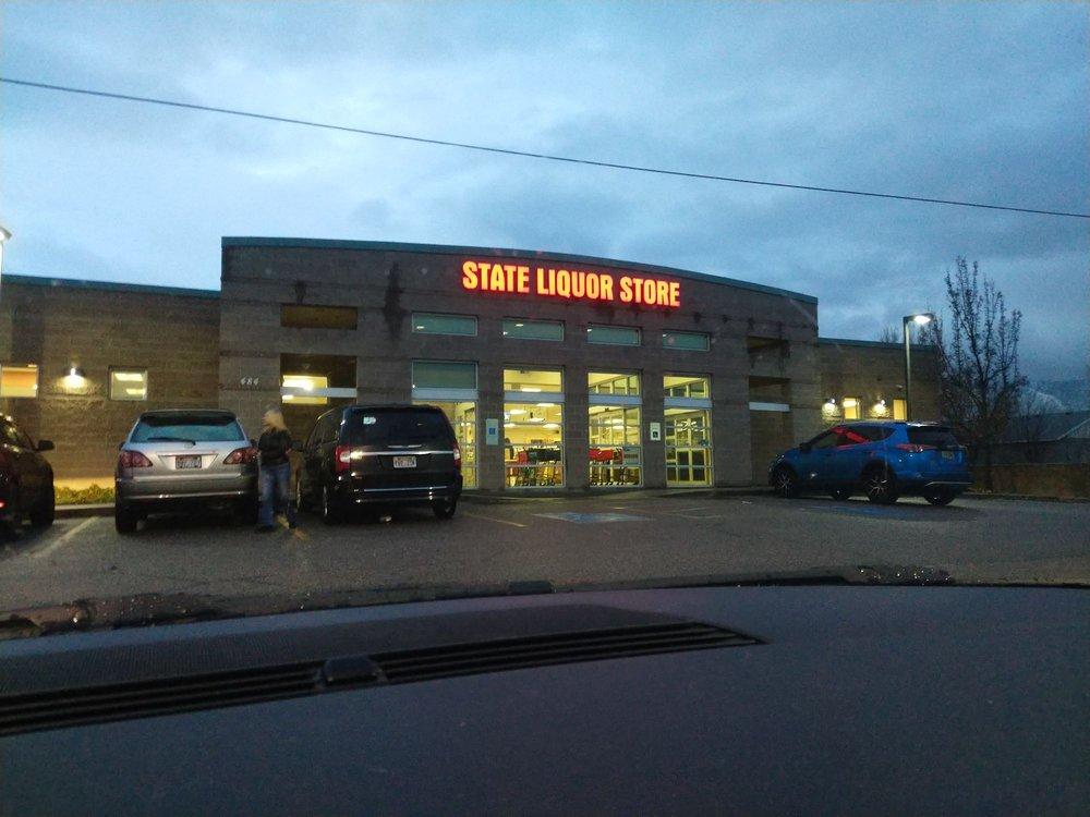 State Liquor Store: 484 N Wall Ave, Ogden, UT