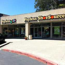 Photo Of Payless Shoesource Oakland Ca United States In Rockridge