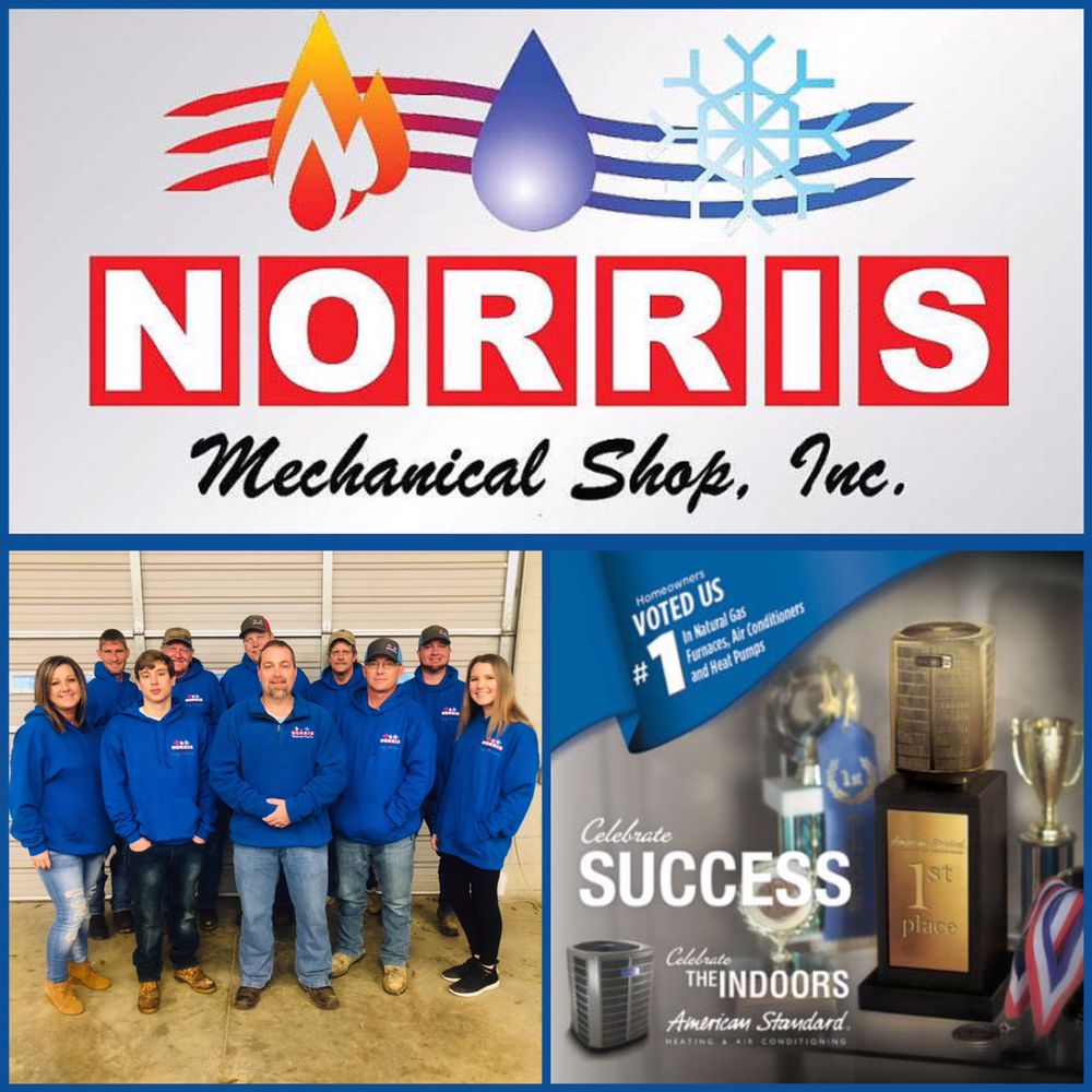 Norris Mechanical Shop: 2400 Lorene St, El Dorado, AR