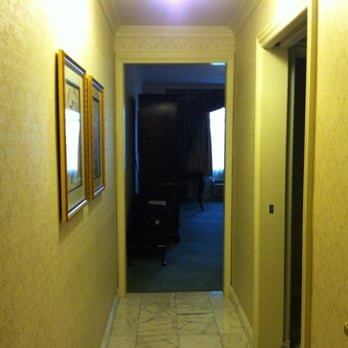 Photo Of Bristol Hotel Campbell Ca United States Marble Tile In Entry