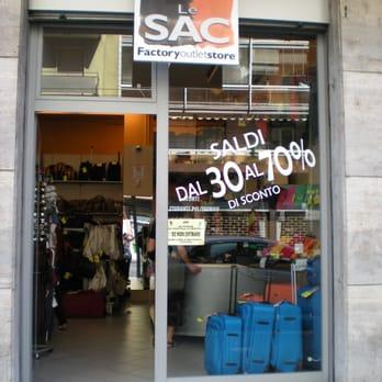 Le Sac Outlet - Luggage - Via Carnevali 13, Bovisa, Milan, Italy ...