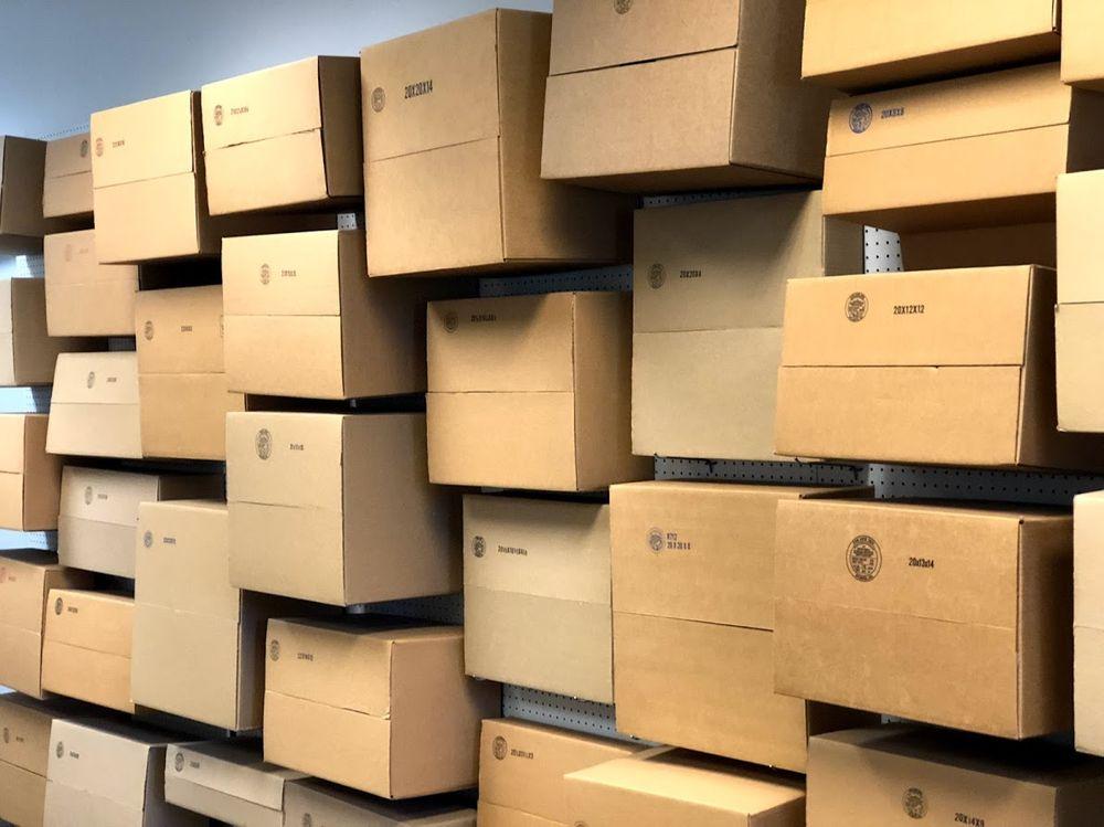 Service Box & Tape: 2065 Liddell Dr NE, Atlanta, GA