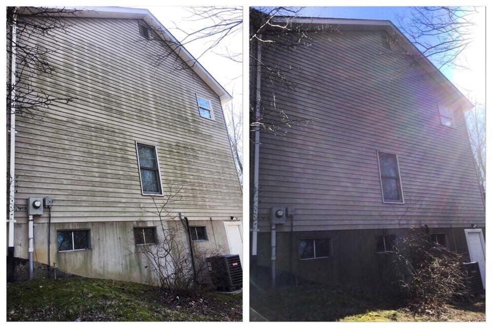 AllClean Powerwash: Meramec Bottom Rd, St. Louis, MO