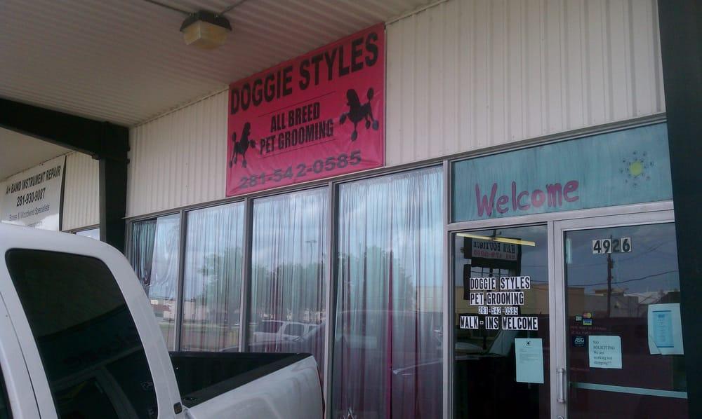 Doggie Styles Pet Grooming: 4926 Luella Ave, Deer Park, TX