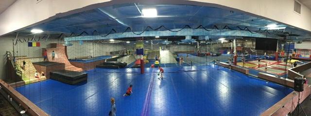 Super Bouncy Blue Floor At Ktr Mesa Az Yelp