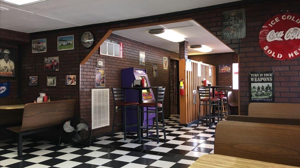 Redstone Restaurant: 439 Natural Tunnel Pkwy, Duffield, VA