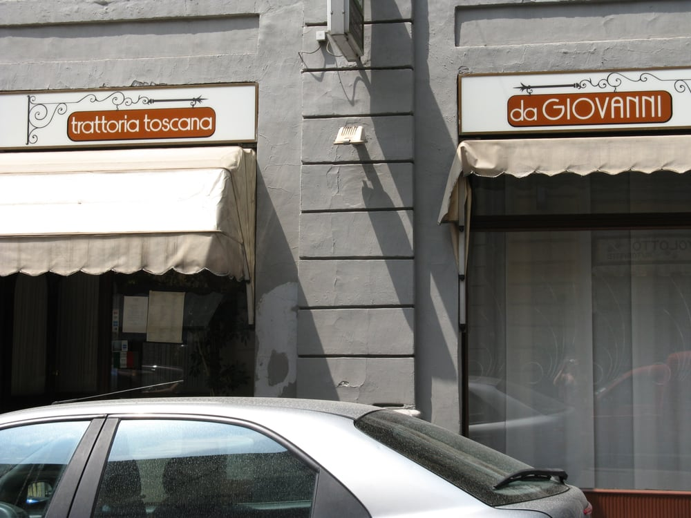 Trattoria Toscana da Giovanni