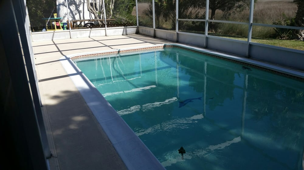Curatolo Pool and Deck Repair Resurface Remodeling: Rudder Way, New Port Richey, FL