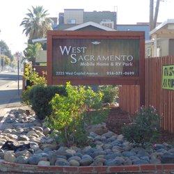 West Sacramento Mobile Home RV Park