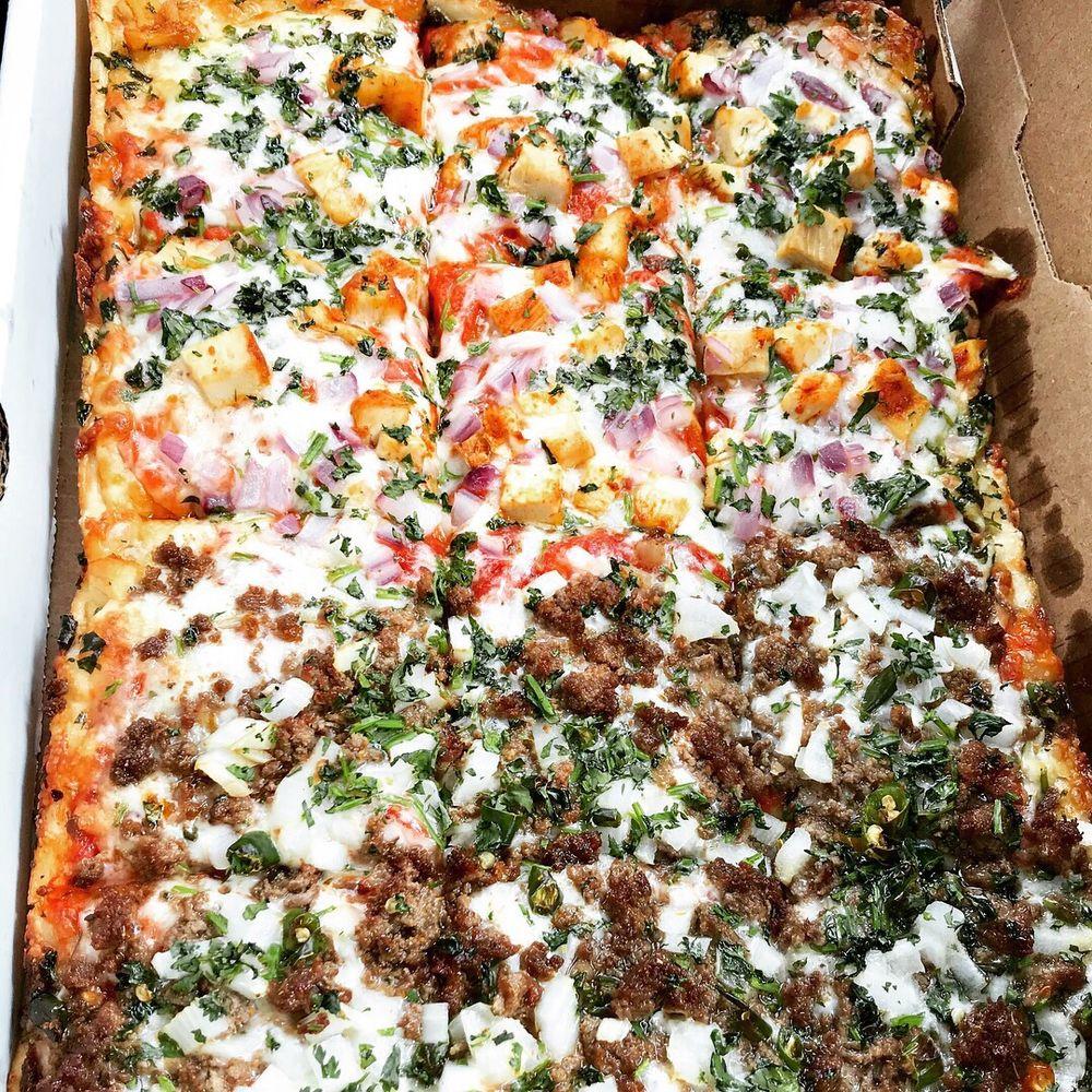 Amar Pizza: 12195 Joseph Campau, Hamtramck, MI