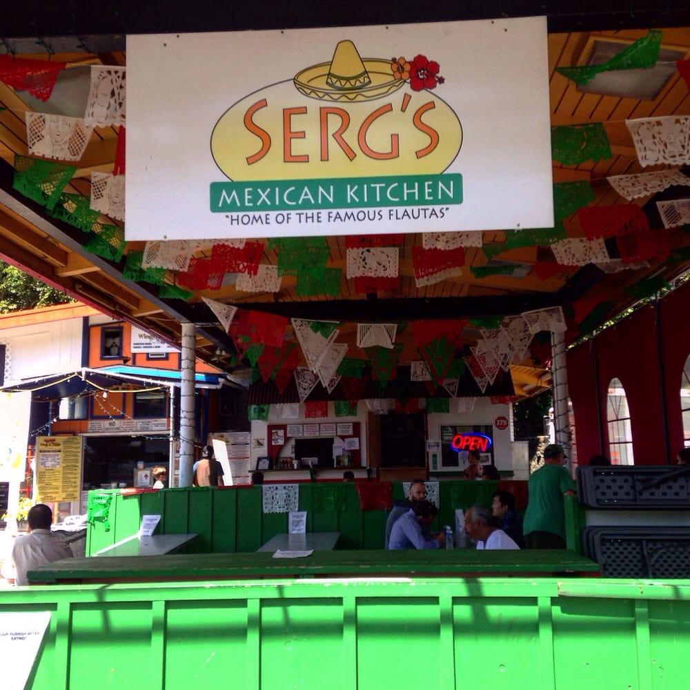 Serg S Mexican Kitchen Honolulu Hi