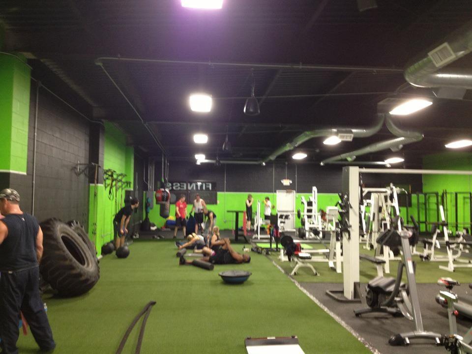 Pound gym anotherhackedlife